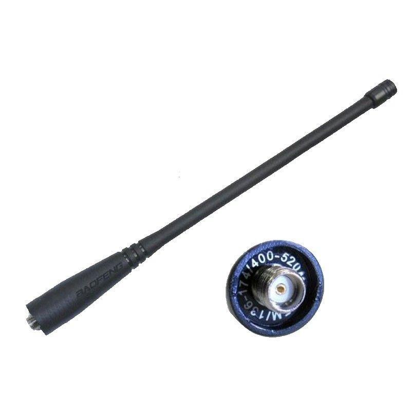 Antena Baofeng 17cms Flexible Profesional