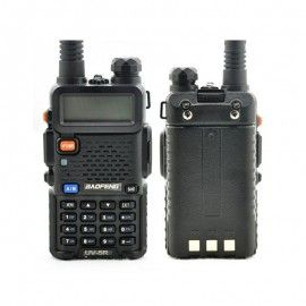 Radio Baofeng UV-5r - 5w Negro